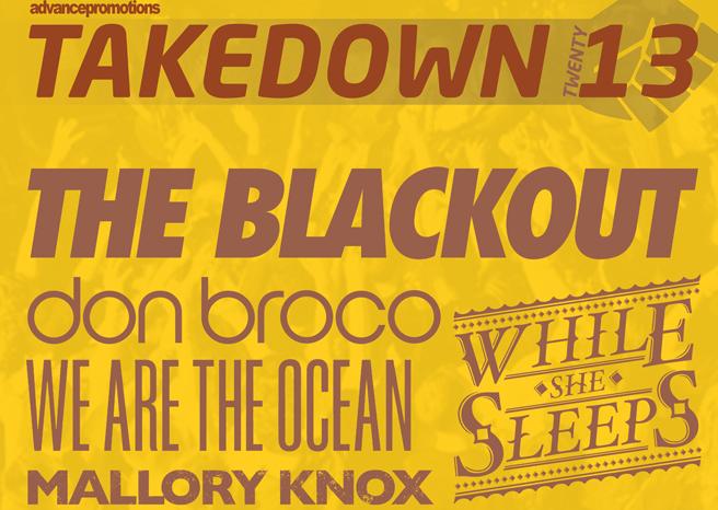 Takedown Twenty13