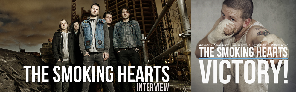 Interview with 'The Smoking Hearts'
