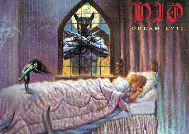 Dio 'Dream Evil' Deluxe Edition