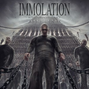 Immolation Cover