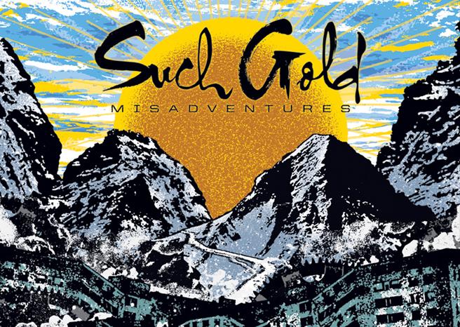 Such Gold 'Misadventures' Album Review