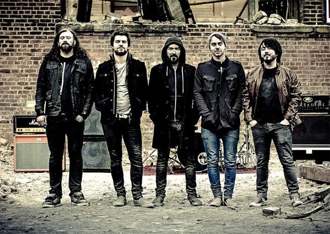 The Sun Explodes release 'Serpentine' lyric video