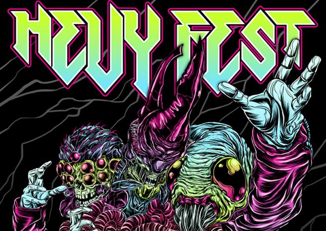 Hevy Fest 2013 announces location change