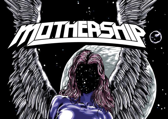 Mothership 'Mothership' EP