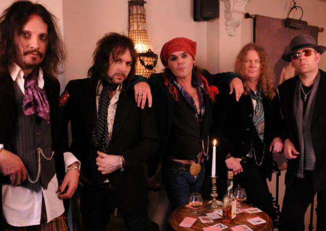 The Quireboys announce new album and UK dates