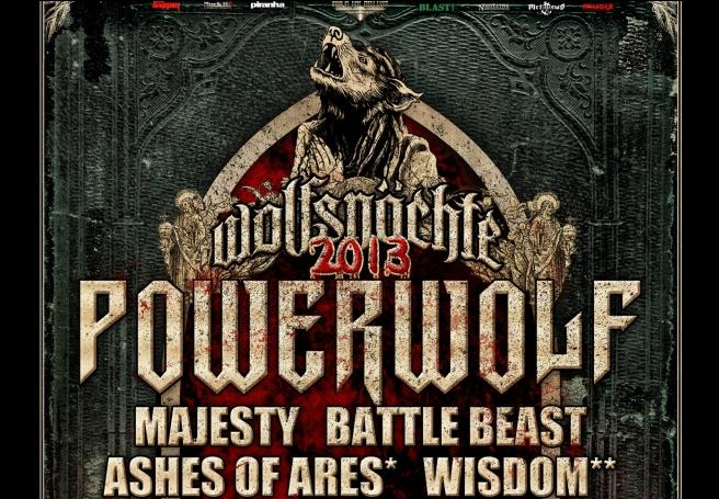 Wolfsnachte Tour is coming to the UK