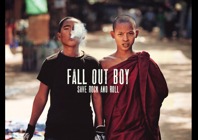 Fall Out Boy 'Save Rock and Roll'