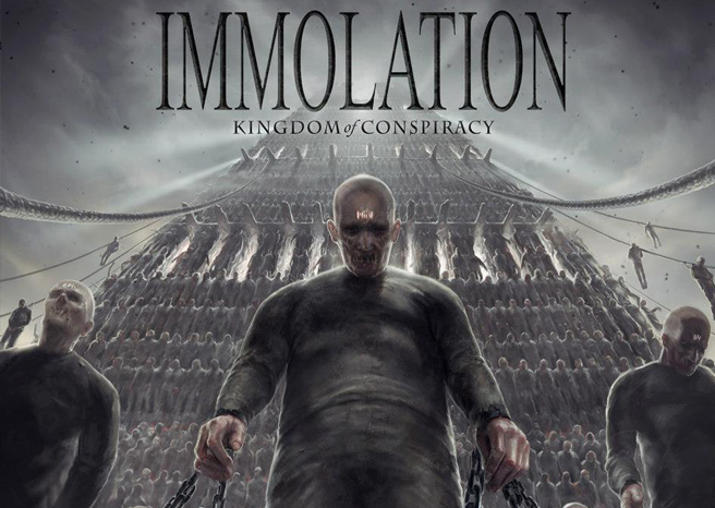 Immolation – Kingdom of Conspiracy