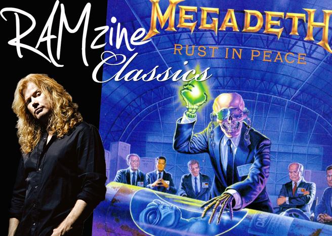 Megadeth – Rust In Peace