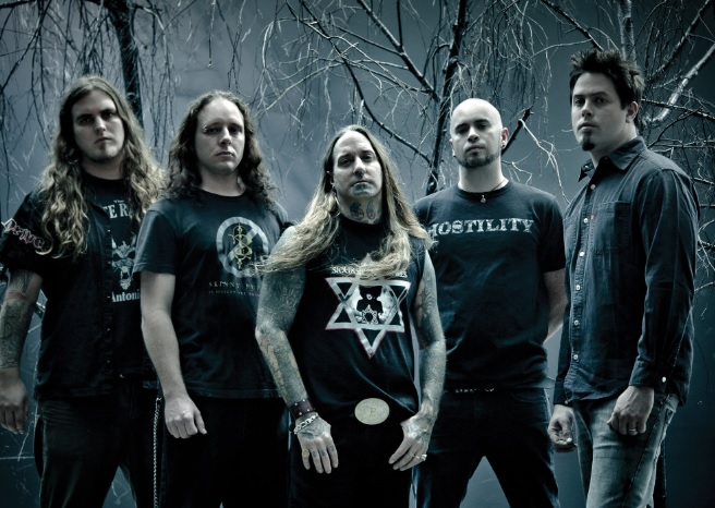 DevilDriver announce new album, 'Winter Kills'