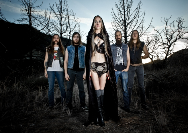 Huntress Unveil First Single from Debut Album