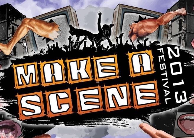 Make A Scene 2013 reveal final line-up