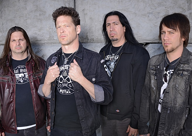 Jason Newsted streams new track from 'Heavy Metal Music'