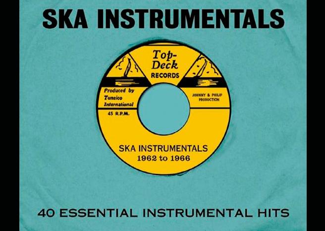 Top Deck – Ska Instrumentals