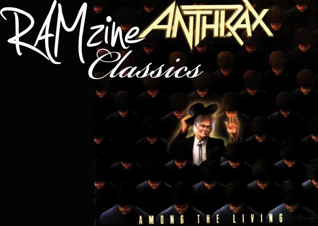 Anthrax – Among The Living