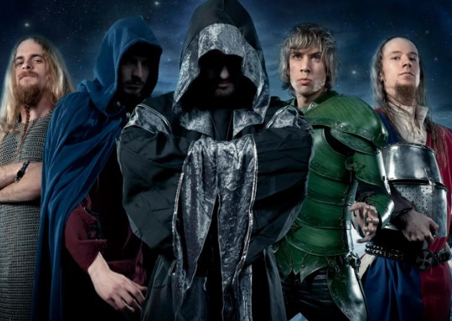 Gloryhammer announce UK tour