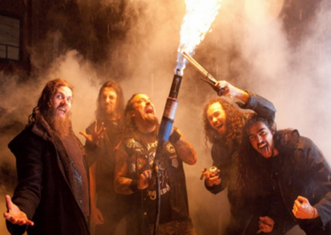 West Of Hell Unveil New Music Video
