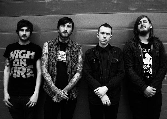 Black Shapes announce UK tour