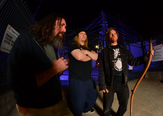 Corrosion of Conformity added to Hammerfest 6