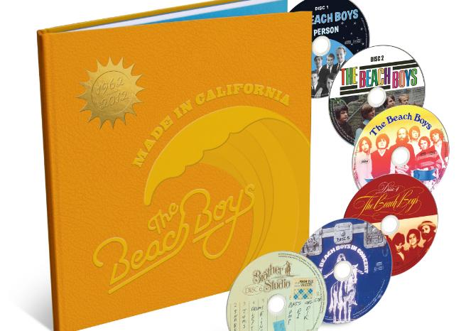 The Beach Boys 'Made In California'