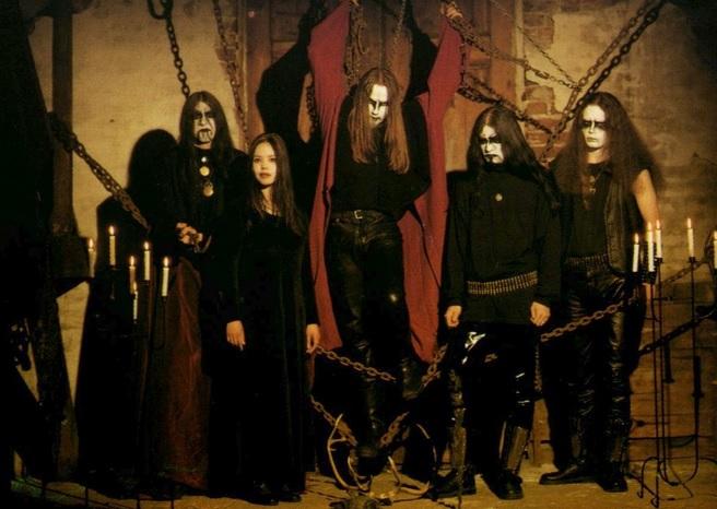 Gehenna announce new album, 'Unravel'