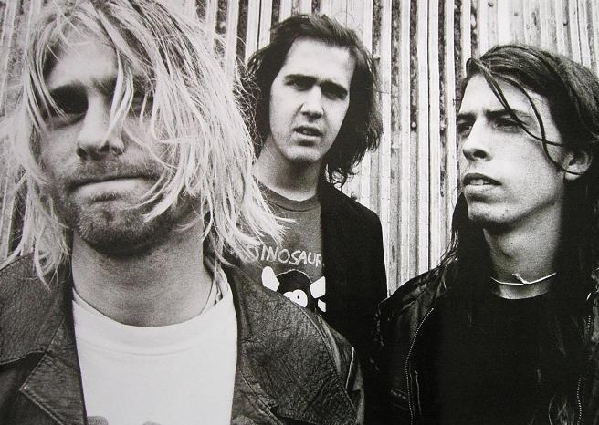 Nirvana's 'In Utero' to recieve 20th Anniversary reissue