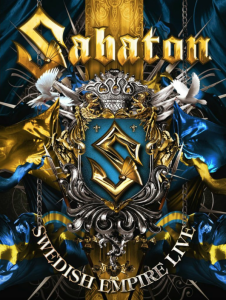 sabaton swedish empire live