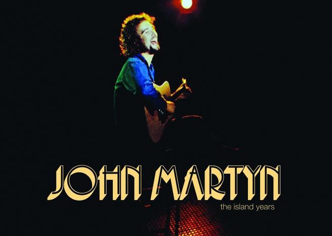 John Martyn 'The Island Years' Limited Edition Box Set