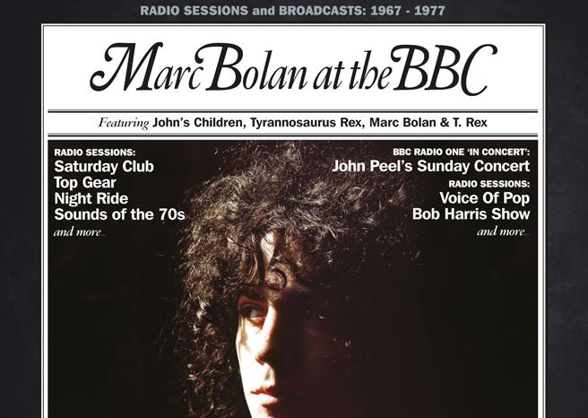 Marc Bolan at the BBC – 6 CD Box Set