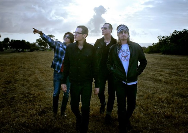 Stone Temple Pilots reveal new lyric video with Chester Bennington