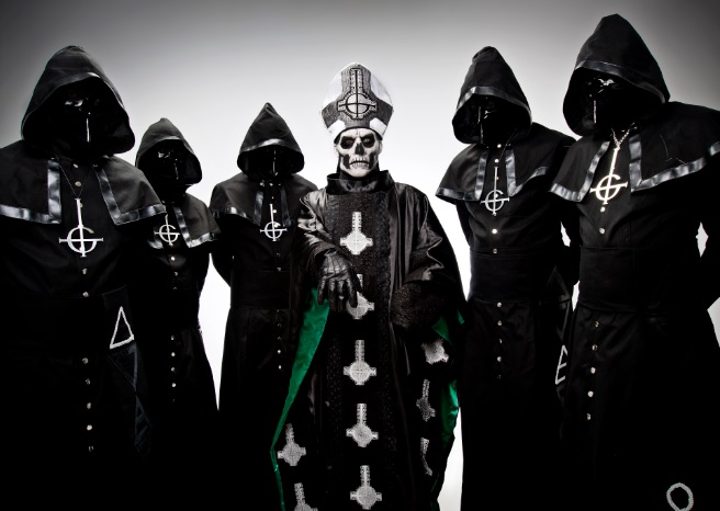 Ghost B.C. announce new covers EP