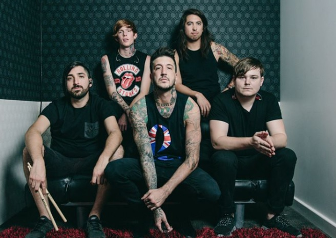 Of Mice & Men announced as support for Linkin Park UK dates