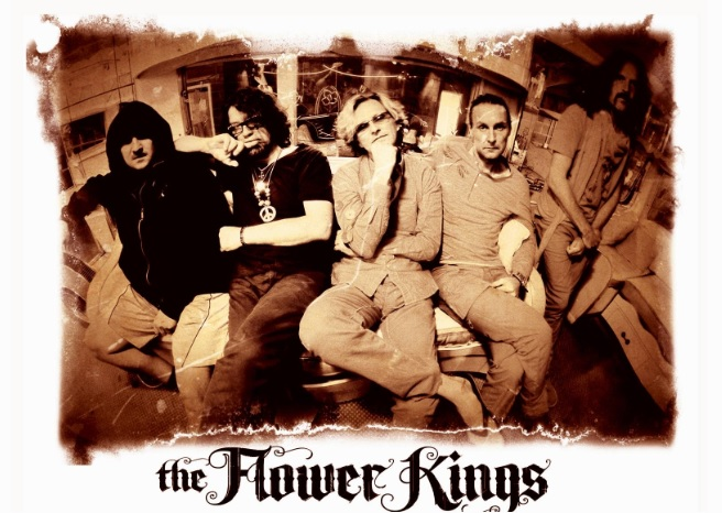 The Flower Kings release new lyric video