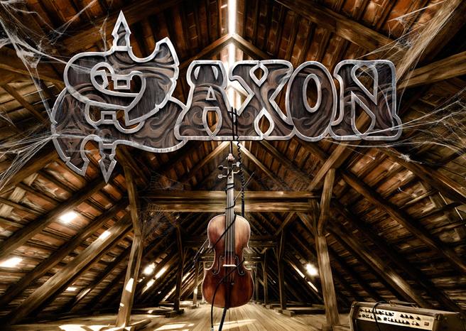 Saxon 'Unplugged and Strung'