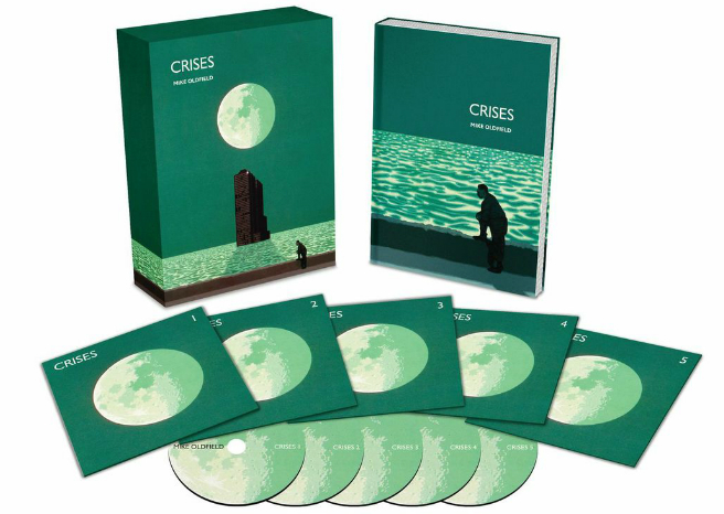 Mike Oldfield – Crises and Five Miles Out – Collectors Edition