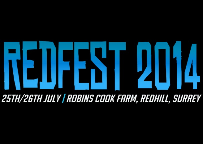 Redfest 2014 announce first bands