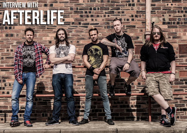 Interview with Afterlife at Hammerfest