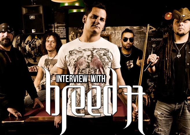 Interview with Breed 77 at Hammerfest