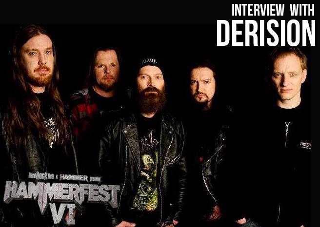 Interview with Derision at Hammerfest