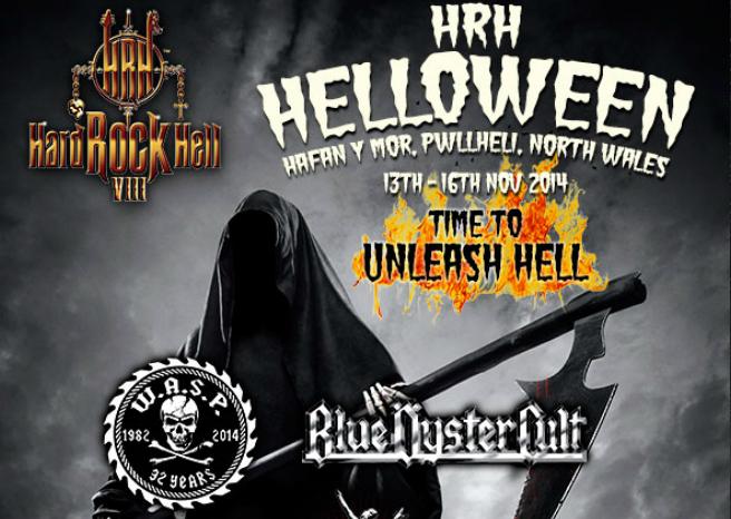 Hard Rock Hell Announcement – Blue Oyster Cult