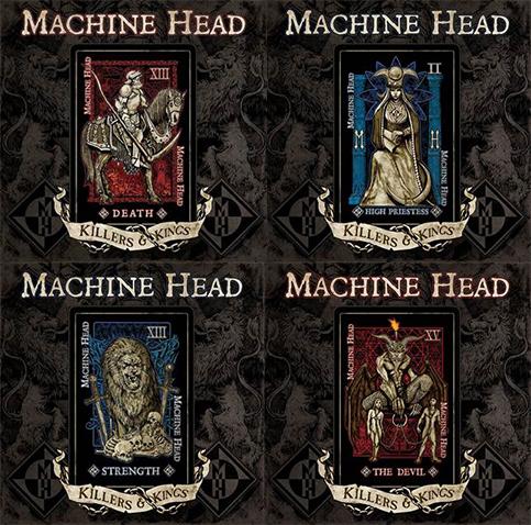 machine head killers and kings covers