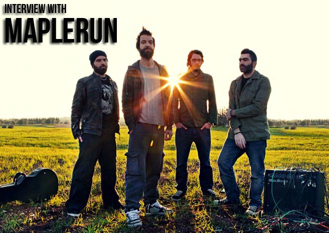 Interview with Maplerun at Hammerfest