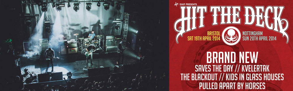 Review: Hit The Deck Festival 2014