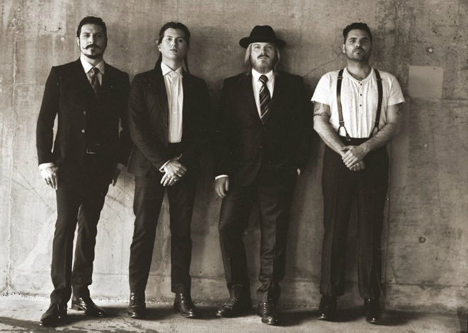 New Rival Sons Album For Summer