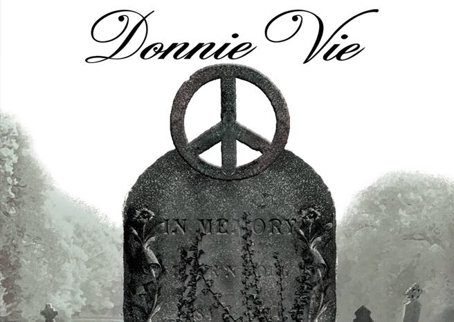 Review: Donnie Vie – Goodbye Enough Z'nuff