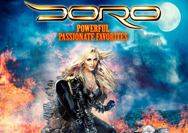 Doro – Powerful Passionate Favorites