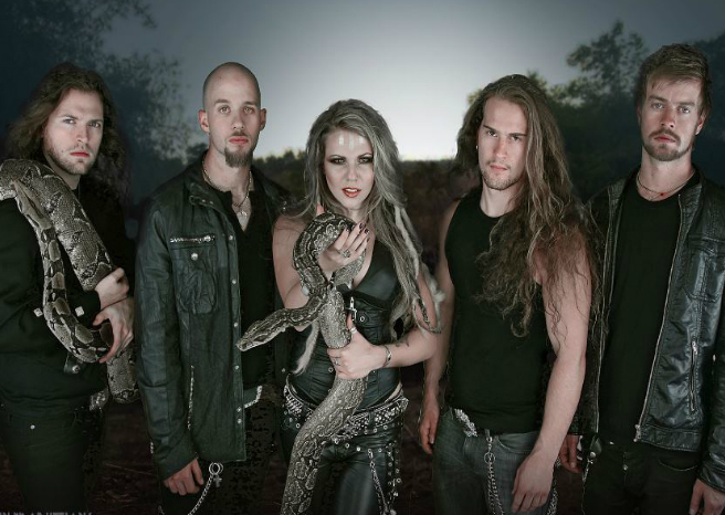 Kobra and the Lotus Reveal New Album, Lyric Video and Tour Details with Kiss