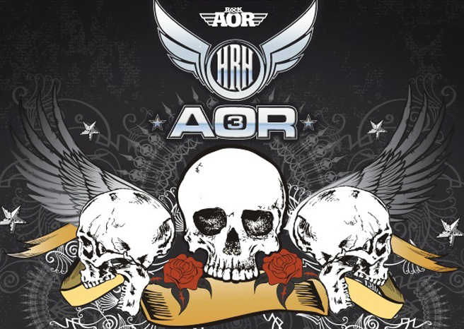 FM, DARE, The Poodles and Starz lead the charge for HRH AOR 3