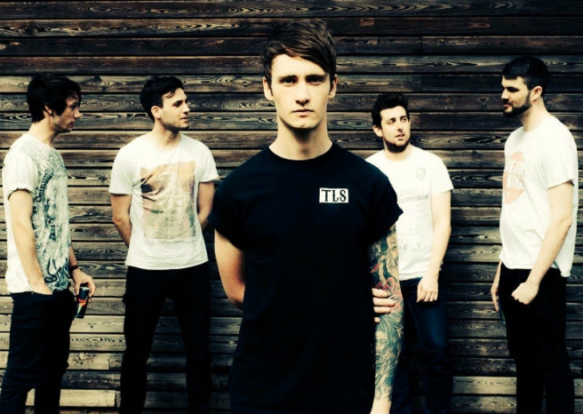 Chasing Cadence release video for 'Heart Strong'