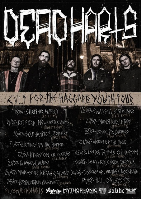 DeadHarts Tour 2014